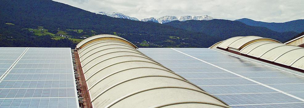 PV Anlage Melix Brixen