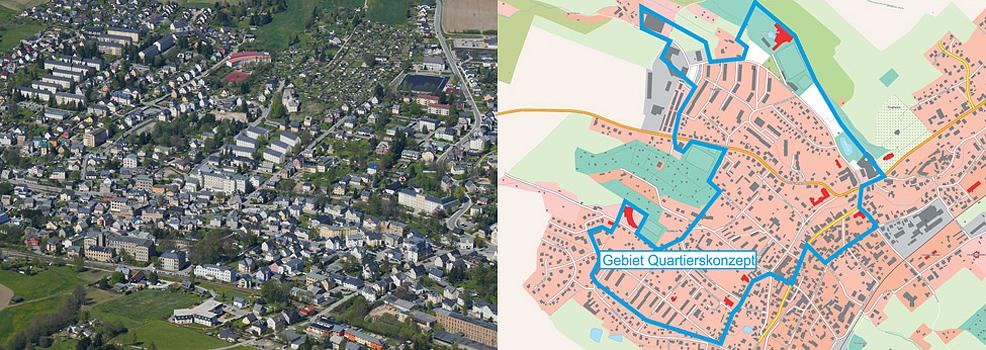 Quartierskonzept Stadt Thalheim