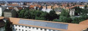 Solaranlage AH Nexö Leipzig